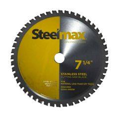 Steelmax TCT Stainless Steel Cutting Saw Blade (SM-BL-XX-SS)